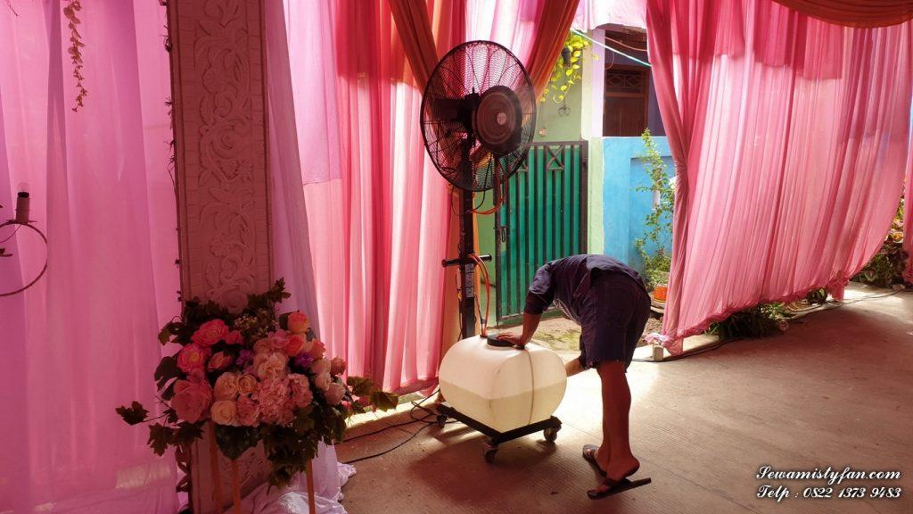 sewa misty fan di Tangerang