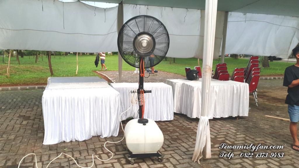 Sewa kipas angin air Tangerang