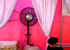 Keuntungan Sewa Blower Air, Pada Pesta Pernikahan Outdoor